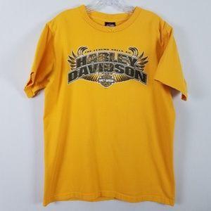Harley Davidson Mens Austin TX TShirt L